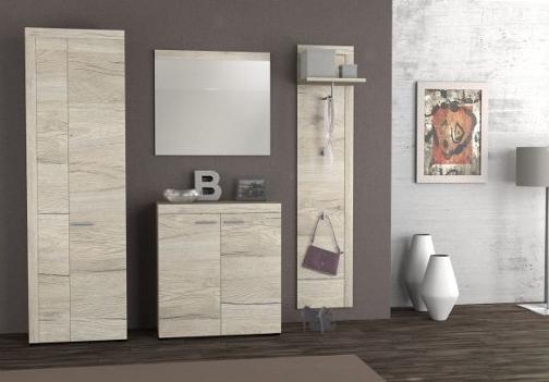 50€ Rabatt ab 150€ MBW auf Möbel bei XXXL - auch auf Sale, z.B. 4-tlg. Garderobe für 147,19€ inkl. VSK