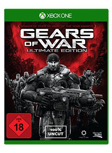 Gears of War: Ultimate Edition (Xbox One) für 14,99€ inkl. VSK (Amazon Blitzangebot)
