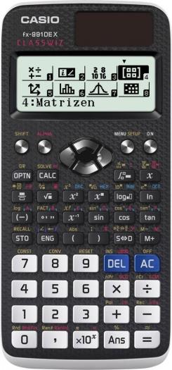 Casio FX-991DE X Taschenrechner