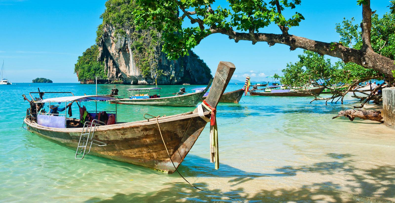 ERROR FARE: Von Genf in der Schweiz nach Bangkok/Thailand für nur 250€ hin- und zurück! [April 2017 - Januar 2018]