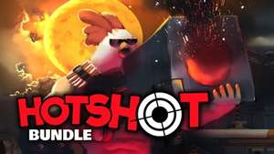 Bundlestars: Hotshot Bundle - 12 Steam Games für 2,79€