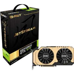 [Mindstar/Mindfactory.de] Palit GeForce GTX 970 JetStream (~4GB)