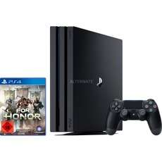 PlayStation Pro 1TB + For Honor Bundle bei Alternate für 458,95