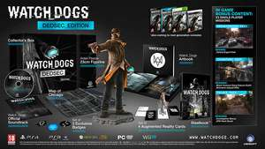 [ubisoft store / Amazon] Watch Dogs: Dedsec Edition - PS3-Version für 30€ / PC DVD-Version  für 27,49€ + Versand / PS4 Version für 30,57€ @amazon.de