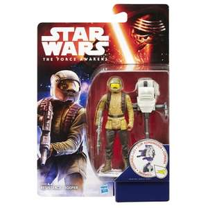 "Hasbro™ - Star Wars: The Force Awakens Action-Figur ""Resistance Trooper"" ab €4,61 [@Zavvi.de]"