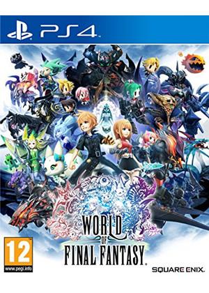World of Final Fantasy (PS4) für 28,30€ inkl. VSK (Base.com)