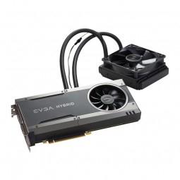 EVGA GeForce GTX 1080 FTW Hybrid Gaming, 8192 MB GDDR5X für 719€ @ Caseking - GraKa mit Wasserkühlung und über 2 Ghz im OC