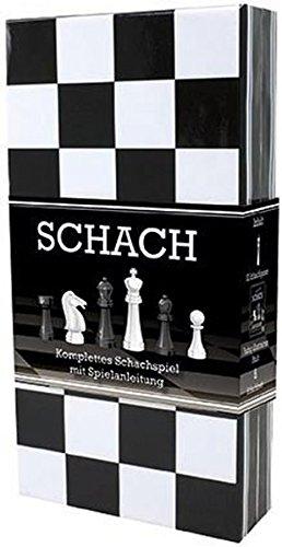 Schach - Buch & Spiel: Buch und Schachspiel 3,99€ Amazon