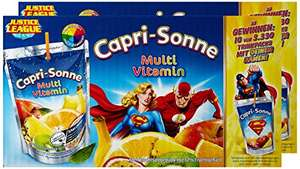 [Amazon Plus ] Capri Sonne Multivitamin, 2er Pack 2 x 10 x 0,2 l im Getränkekarton