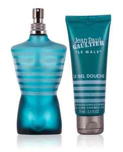 Jean Paul Gaultier Le Male Eau de Toilette 75 ml + SG 75 ml Set