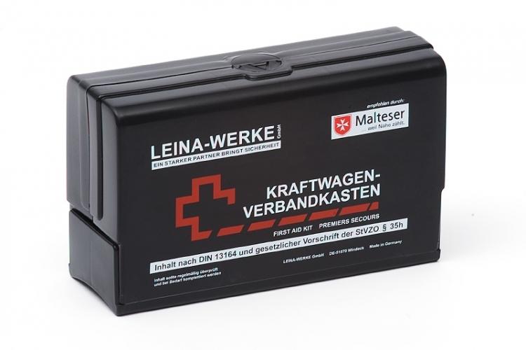[Globus-Baumarkt online] Leina KFZ-Verbandkasten DIN13164