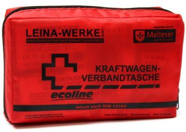 Leina Verbandtasche und Verbandskasten