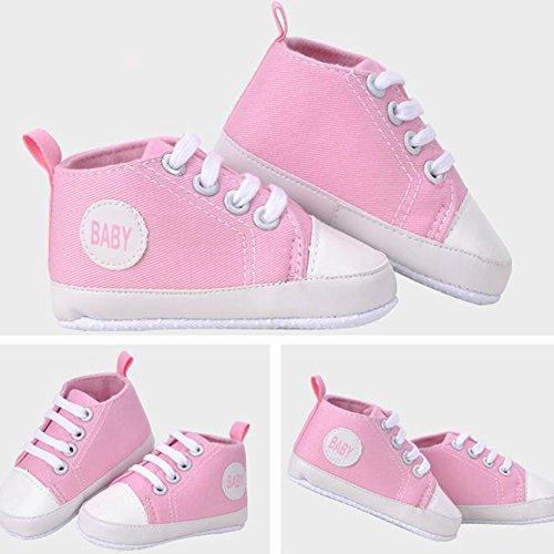 Newborn Baby-Mädchen-Schuhe inkl. Versand