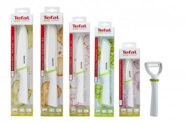 (Top12.de) Tefal Keramik Messer 6er Set S-03245 - K1509500