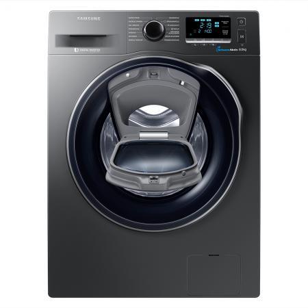 [Redcoon] Samsung WW80K6404QX/EG Waschmaschine, 8 kg, A+++, grau, App Steuerung,  +75€ Cashback
