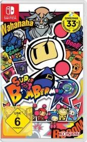 Super Bomberman R (Nintendo Switch) für 40,19€ (Rakuten)