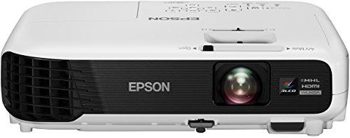 Epson EB-U04 Heimkino LCD Projektor (Full HD 1080p, 3.000 Lumen, 15.000:1 Kontrast) für 544,49€  [Amazon]