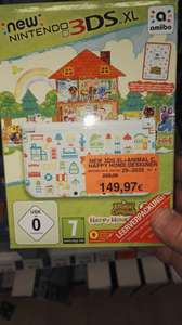 Lokal Wiesbaden: new 3ds XL mit Happy Home Designer