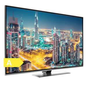 "Grundig 139cm 55"" Ultra HD 4K 3D LED Fernseher HDR Smart TV WLAN USB Recording"