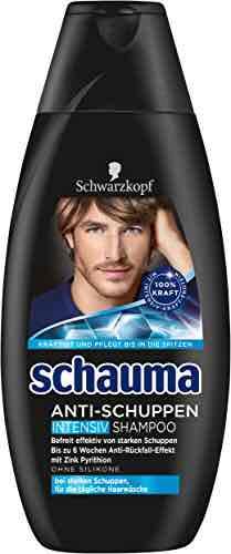 [Amazon Prime] Schauma Anti-Schuppen Intensiv Shampoo, 4er Pack (4 x 400 ml) für 3,91€