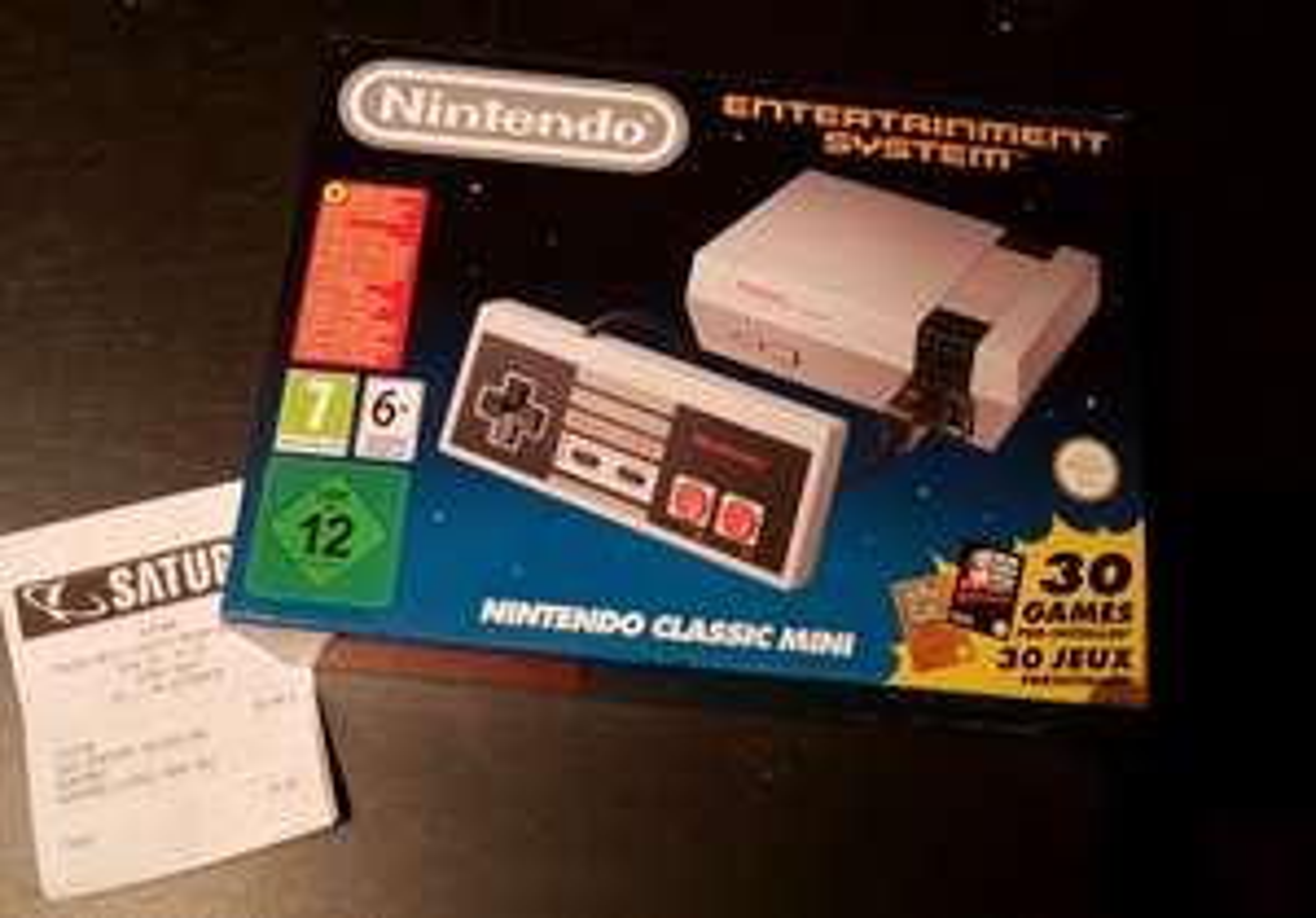 Nintendo NES Classic Mini (Saturn Köln - Hohe Straße)