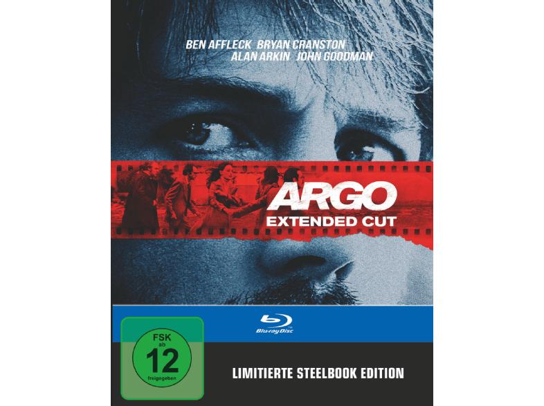 Argo - Extended Cut Steelbook [Blu-ray] [Limited Edition]  für 4,97€ (Saturn)
