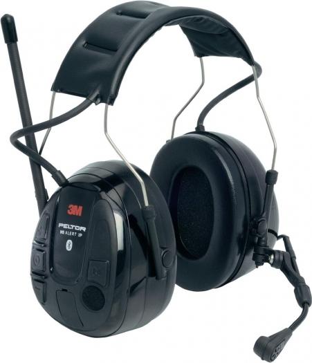 3M PELTOR WS Alert XP Bluetooth Gehörschutz-Headset mit FM-Radio (idealo 401,13€)