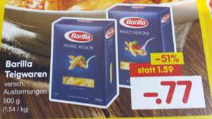 Netto MD Barilla 77 Cent
