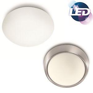Philips LED-Deckenleuchte Deckenlampe inkl. 6Watt/9,5Watt LED Badezimmerleuchten für 14,99€