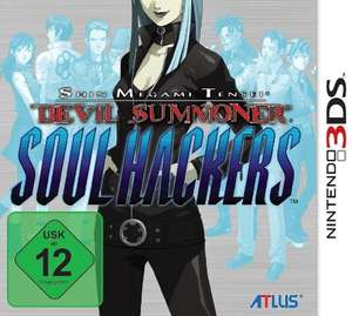 Shin Megami Tensei: Devil Summoner: Soul Hackers - [Nintendo 3DS] @ Amazon.de für 19,99€ (für Primemitglieder)