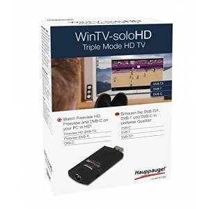 [K&M] TV-Tuner Hauppauge soloHD Stick USB DVB-C/T/T2