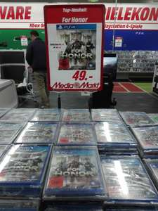 [MM Gütersloh] For Honor PS4 und XBO 49€