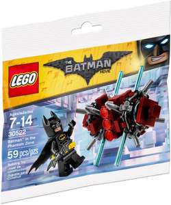 [Mytoys] Gratis LEGO Batman Movie 30522 Polybag - In der Phantom Zone ab 25€ Mindestbestellwert