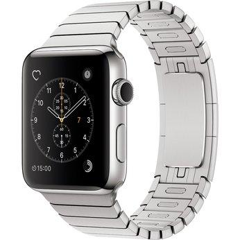Apple Watch Series 2 (42mm) mit Gliederarmband für 1059€ (Idealo: 1149€)