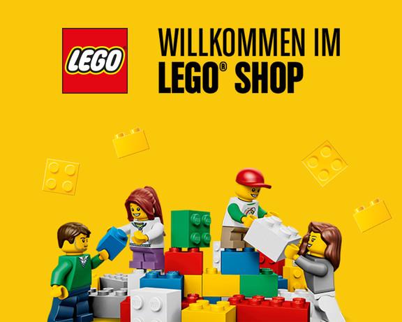 [Kaufhof] Sonntagsangebot Rabatt 10% Lego Creator, 15 % Lego Friends und Lego Duplo