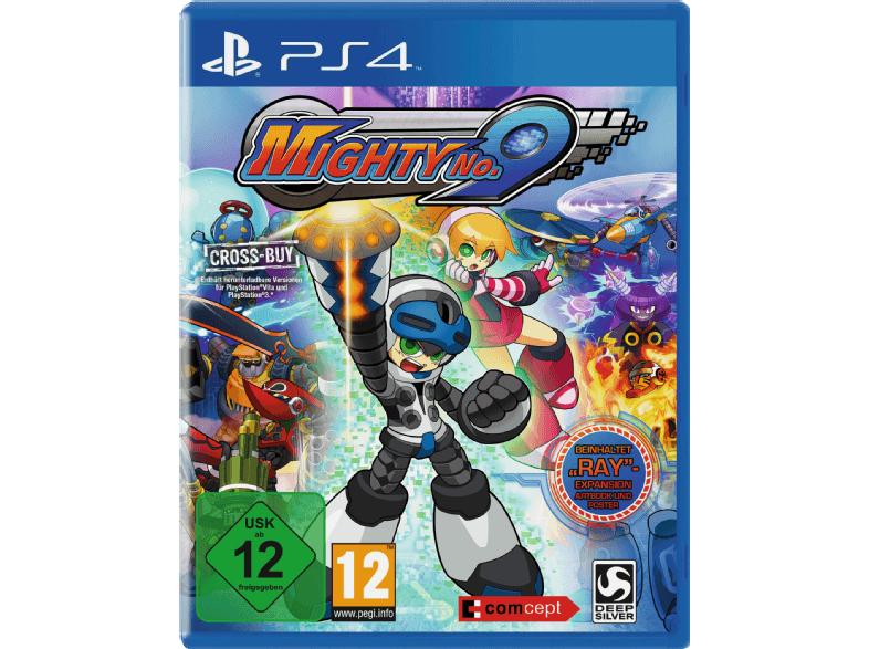 ( Saturn ) Mighty No.9 - Ray-Edition - PlayStation 4 nur noch 4,99€