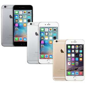 iPhone 6 128GB für 399€ - generalüberholt