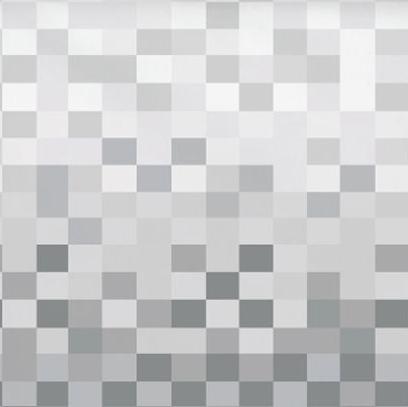 Bugatti Mako-Satin Bettwäsche im Pixel-Design