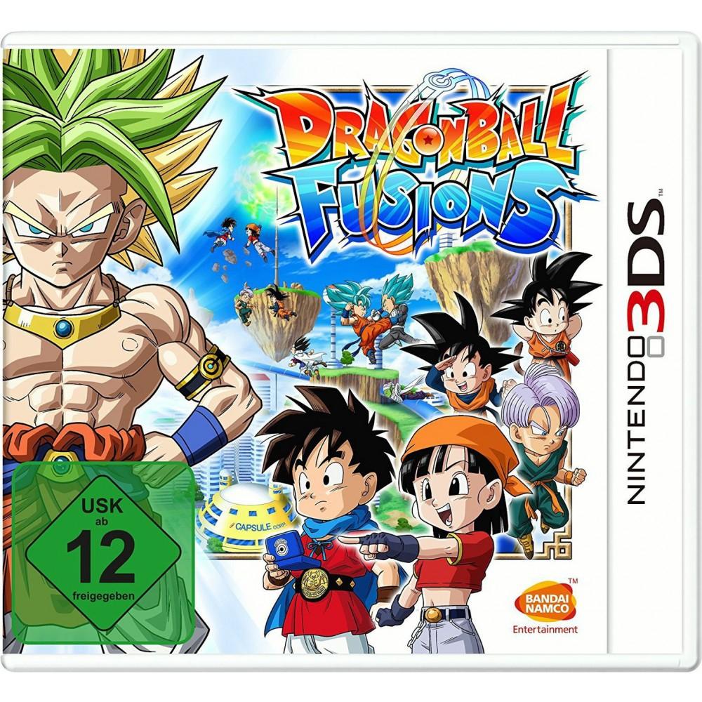 Dragon Ball Fusions (Nintendo 3DS) für 29,99€ (Lokal Müller)