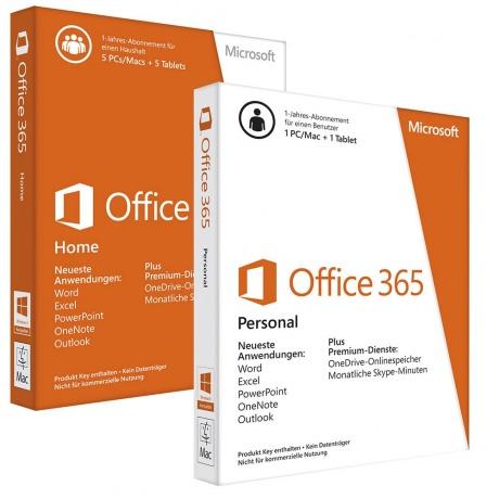 [rakuten] Office365 Personal 1 Jahr Lizenz für 26,05 Euro