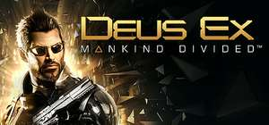 [Steam] Deus Ex Bundle