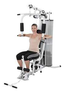 Stamm Bodyfit Boston 1000 Fitness Station inkl. Gewichte @amazon