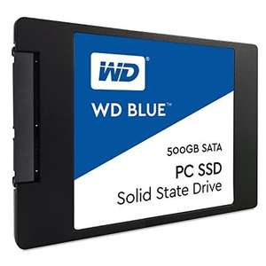 Western Digital WD Blue PC SSD 500GB für 129,67 bei Amazon.it (inkl. DE-Versand)