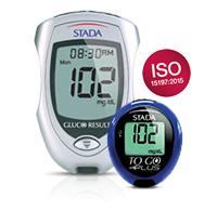 Kostenloses Blutzuckermessgerät für Diabetiker