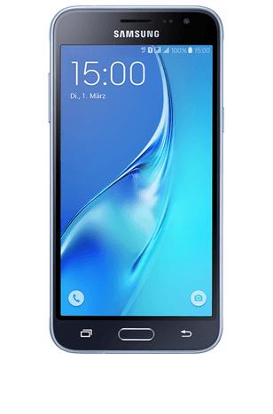 """Samsung Galaxy J3 (2016) für 1 Euro zum Tarif """"Blau Allnet L"""" bei gleicher Grundgebühr wie """"Vertrag ohne Handy"""" (14,99/Monatlich, 24 Monate Laufzeit)"""