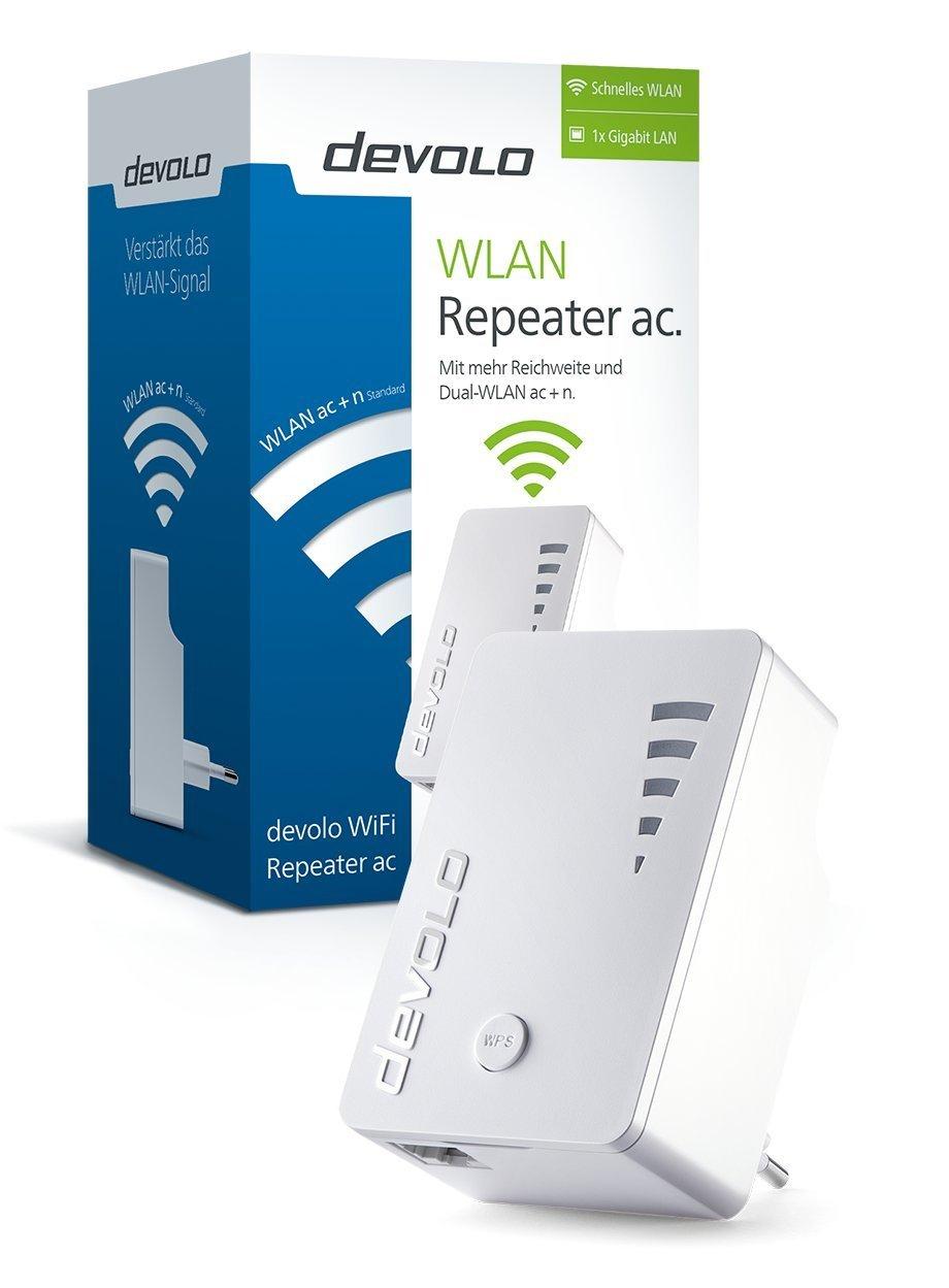 """Devolo™ - WiFi Repeater """"ac"""" (1200 Mbit/s) für €35,85 [@Null.de]"""