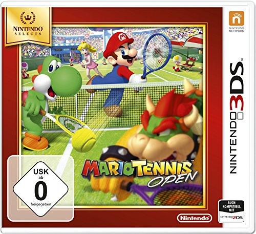 [Amazon Prime] Mario Tennis Open - Nintendo Selects [3DS]