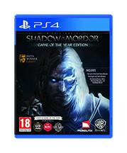 Mordors Schatten GOTY (PS4/ONE) für 17,09€