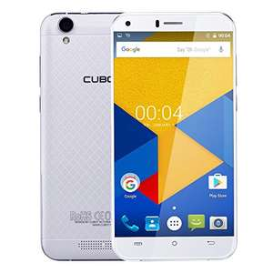 [Amazon] Cubot Manito 4G LTE Smartphone 5.0 Zoll HD Display, 3GB RAM 16GB ROM Android 6.0 für 84,99€