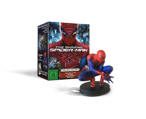 3D Blu-ray - The Amazing Spider-Man (2-Disc Figuren-Box-Set, Steelbook, inklusive Comic) [exklusiv bei Amazon.de]